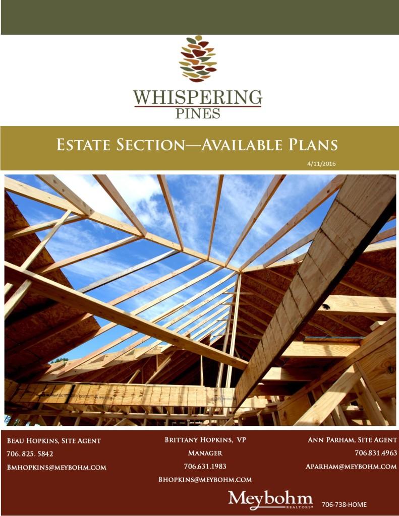WP Estate available Plans 4_11_16
